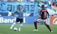 Pará enfrentou o Flamengo na última rodada do Brasileirão de 2014