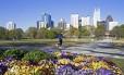 O Piedmont Park, em Atlanta, serviu como cenário para diversos filmes americanos