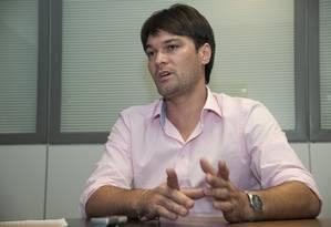 Para Luciano Mota, a PF cometeu um engano Foto: Adriana Lorete / Agência O Globo
