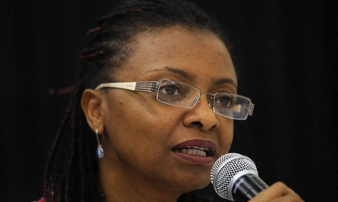 NILMA LINO GOMES - Uma das surpresas no ministério, assume a pasta de Igualdade Racial no lugar de Luiza Bairros. Pouco conhecida no circuito político, Nilma é reitora da Universidade da Integração Internacional da Lusofonia Afro-Brasileira (Unilab) desde 2013. Foto: Agência Brasil