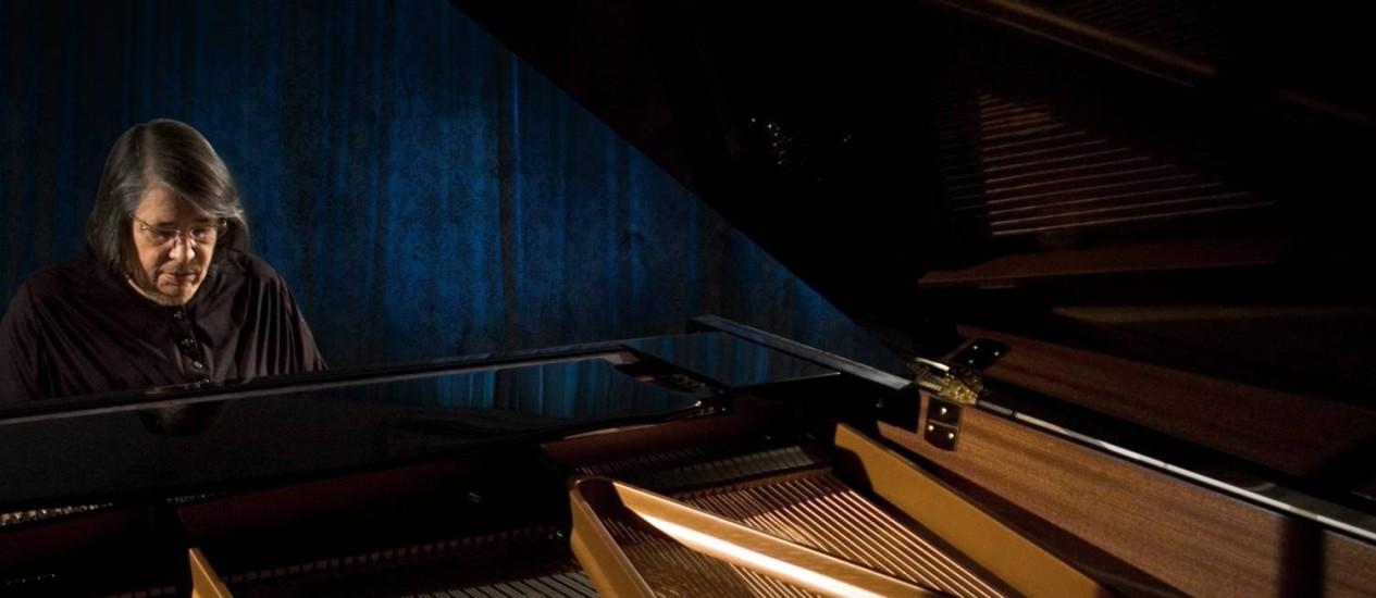 Carmen Adnet lançou CD em homenagem a Chopin quando completou 80 anos. 08/04/2010 Foto: Divulgação 08/04/2010