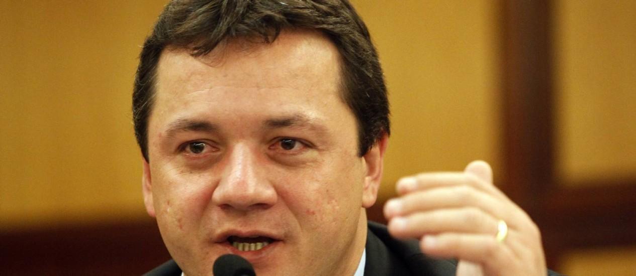 Wesley Batista, presidente da CEO, é um dos novos multimilionários do Brasil Foto: Eliária Andrade/10-6-2013