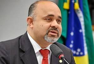 George Hilton, novo ministro do Esporte Foto: Foto PRB