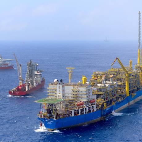 Aurelius é um dos donos dos bonds emitidos pela Petrobras no exterior, que somam US$ 53,6 bilhões Foto: divulgação/agência petrobras