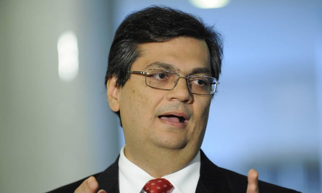 O governador do Maranhão, Flávio Dino, defende a criação de uma frente ampla de esquerda e seu nome é um dos catados para essa coligação Foto: 11/01/2013 / Agência Brasil