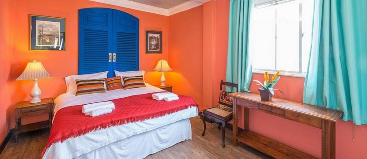 Opção mais em conta de acomodação Foto: Airbnb