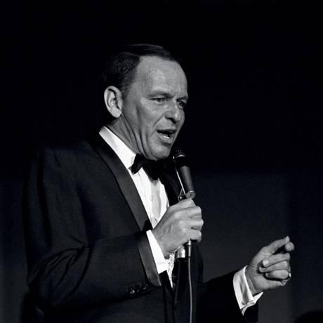Frank Sinatra terá seu centenário celebrado em 2015 Foto: Divulgação