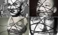 Montagens com a capa de 'Rebel hearts', novo disco de Madonna
