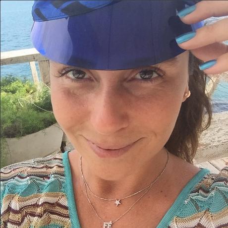 Giovanna Antonelli está de férias, mas volta ao ar em 2015 Foto: Reprodução/Instagram