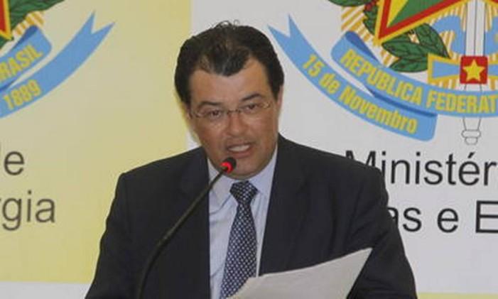 Eduardo Braga assume o Ministério de Minas e Energia Foto: Givaldo Barbosa / Agência O Globo