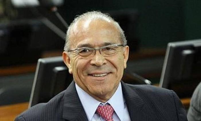 Eliseu Padilha, secretário de Aviação Civil Foto: Arquivo O Globo