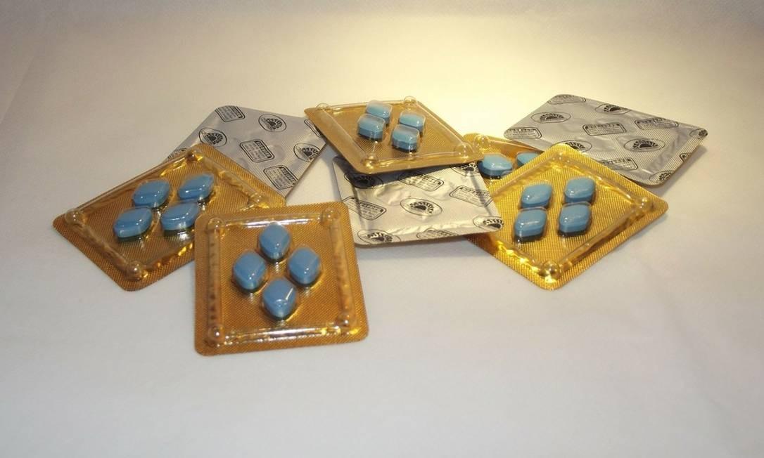 Viagra chegou ao mercado em março de 1998 Foto: / Reprodução