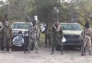 Militantes do Boko Haram têm tomado territórios na Nigéria Foto: AP