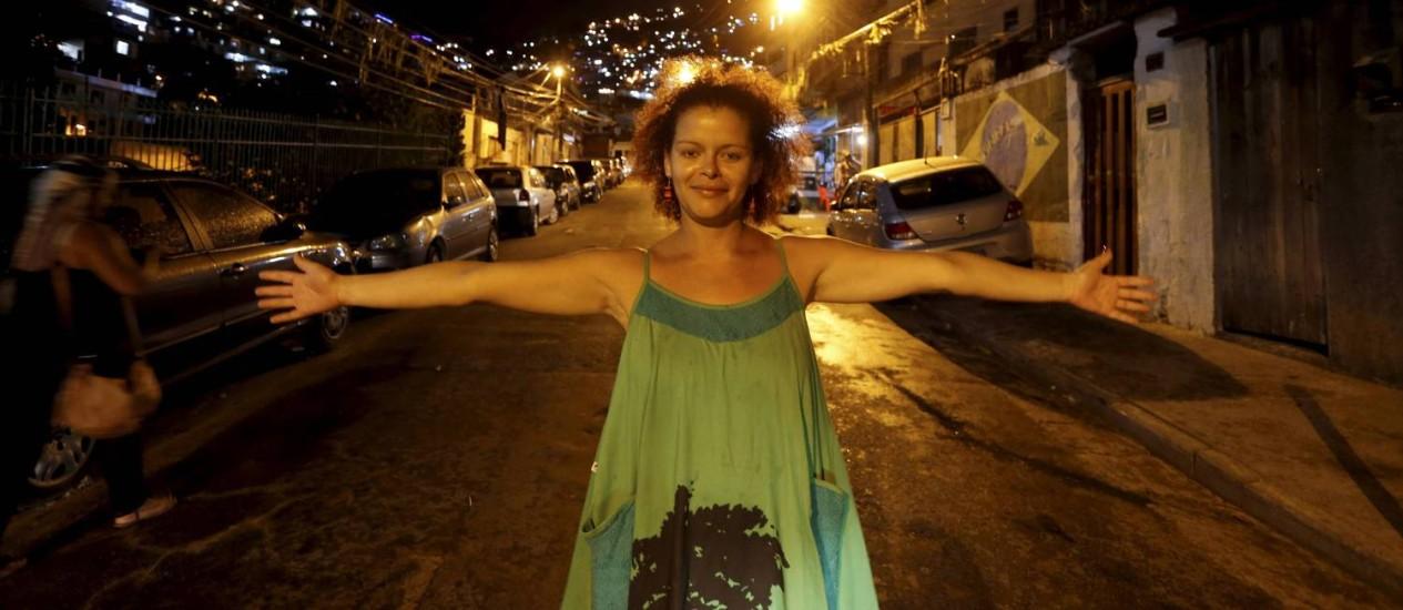 Barbara Nascimento Foto: Domingos Peixoto / Agência O Globo