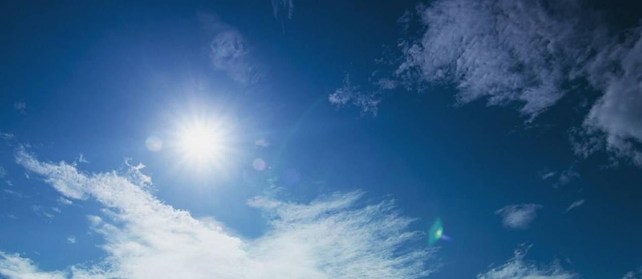 Oito dos dez anos mais quentes do Reino Unido têm ocorrido desde 2002 Foto: Reprodução