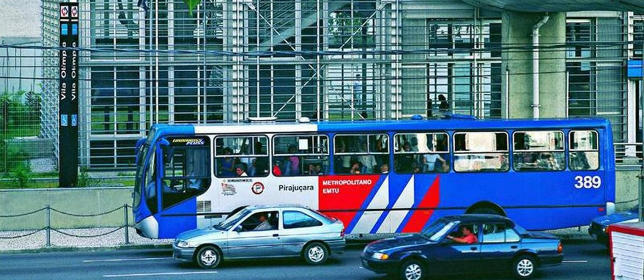 Tarifa de ônibus metropolitanos subiu em algumas linhas mais do que a inflação acumulada desde fevereiro de 2012 Foto: Banco de Imagens / EMTU