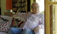 Francis Hime celebra 50 anos de sucesso com álbum repleto de novidades Foto: Agência O Globo / Pedro Teixeira