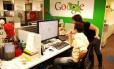 Escritório do Google no Brasil: um bom exemplo de ambiente de trabalho do futuro Foto: Divulgação