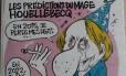Última edição do 'Charlie Hebdo'