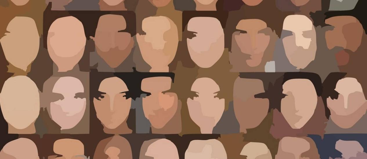 Expressões neutras não provocam interesse de outros internautas, aponta estudo Foto: Reprodução