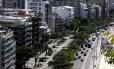 Leblon. Bairro teve a maior variação da taxa de condomínio nos dois últimos anos: 27,6% Foto: Fotos de Gustavo Stephan
