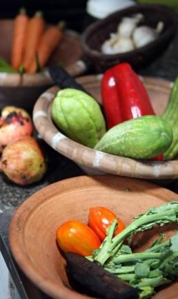 Vegetais são prioridade para 'flexitarians' Foto: Felipe Hanower / Agência O Globo