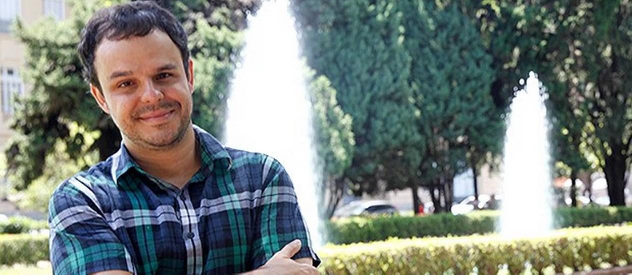 Adrilles, 40 anos, escritor de Belo Horizonte (MG) Foto: Reprodução