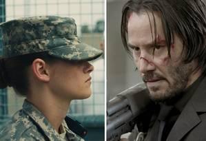 Kristen Stewart e Keanu Reeves estão entre os indicados ao prêmio Redentor do Framboesa de Ouro Foto: Divulgação