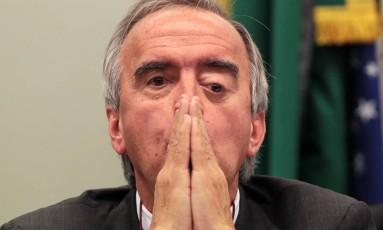 O ex-diretor da Petrobras Nestor Cerveró Foto: Givaldo Barbosa/16-4-2014 / Agência O Globo