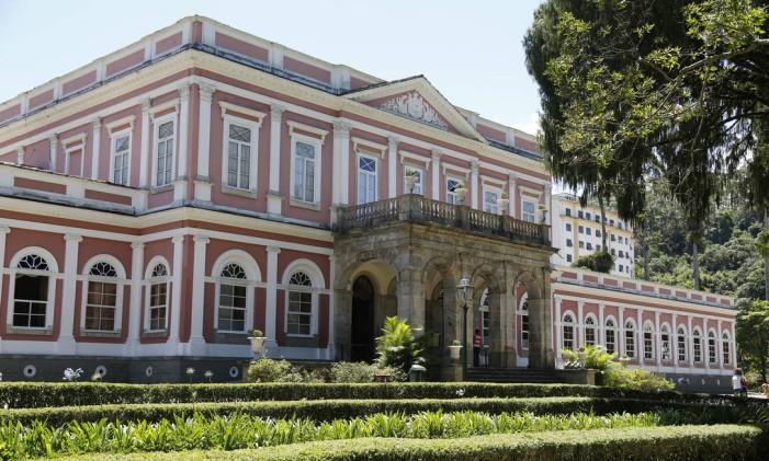 Local que costumava ser o refúgio da família imperial durante o verão é um dos atrativos turísticos da cidade Foto: Felipe Hanower