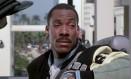"""O ator Eddie Murphy como o policial Axel Foley em """"Um tira da pesada 3"""" Foto: Reprodução / Reprodução"""