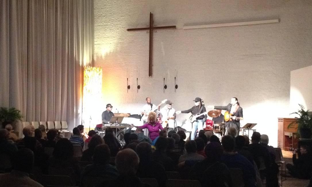 Alimento para a alma. Apresentações musicais na Igreja Presbiteriana de Westminster Foto: Flávia Barbosa