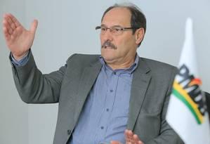 José Ivo Sartori governador do Rio Grande do Sul Foto: Divulgação