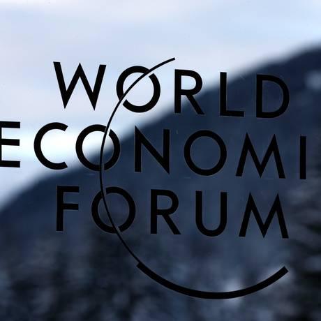 Fórum Econômico Mundial: evento em Davos reúne líderes mundiais Foto: Chris Ratcliffe / Bloomberg