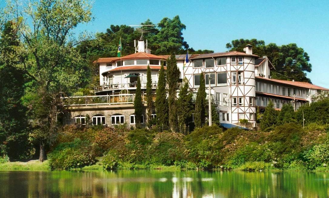 Hotel Estalagem St. Hubertus, em Gramado, um dos melhores do mundo em 2015, segundo o site TripAdvisor Foto: Divulgação