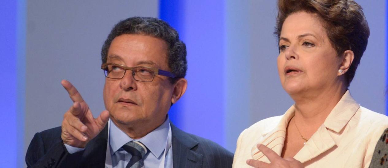 Resultado de imagem para Dilma e João Santana