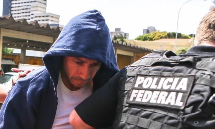 Fernando Baiano continuará preso para 'manter a ordem pública' Foto: Terceiro / Arquivo O Globo