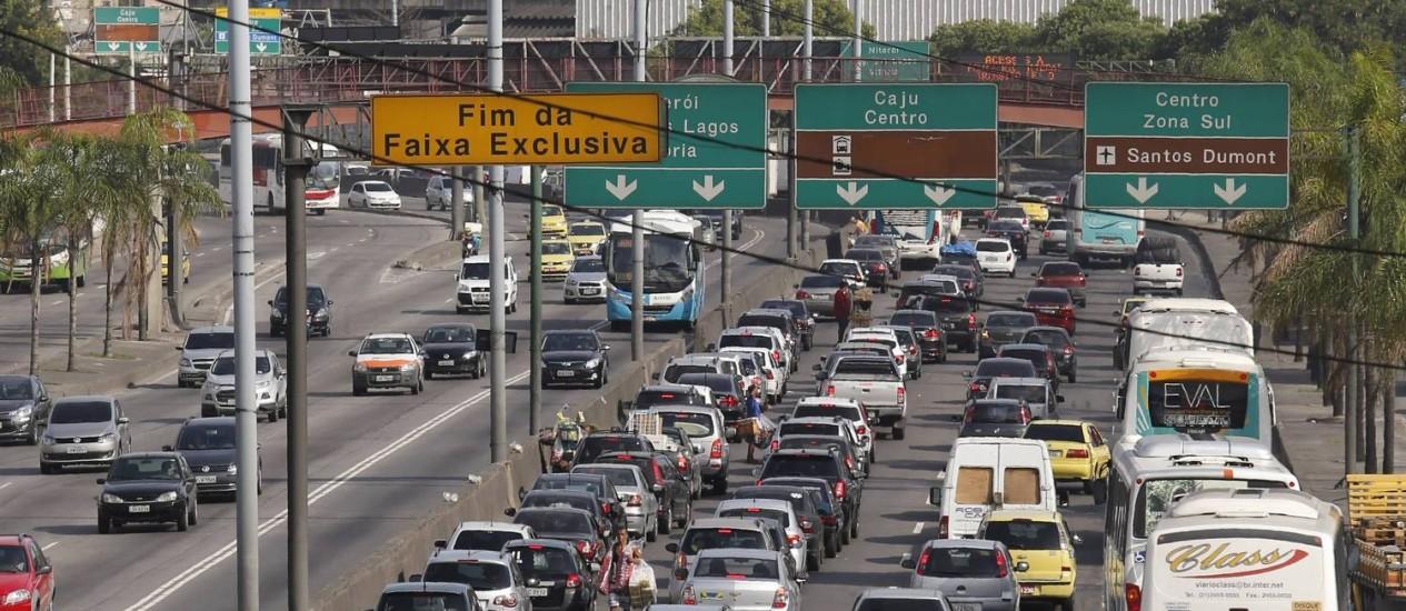 Em um grupo que reúne 70 entre as maiores cidades do mundo, cerca de 50 já traçaram novos planos para melhorias Foto: Domingos Peixoto / Agência O Globo