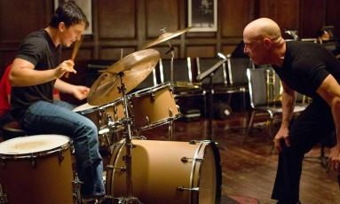 Cena do filme 'Whiplash: em busca da perfeição' Foto: Reprodução
