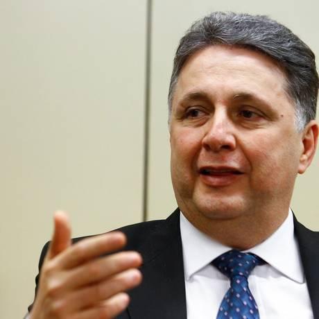 O deputado federal Anthony Garotinho Foto: André Coelho / Arquivo O Globo