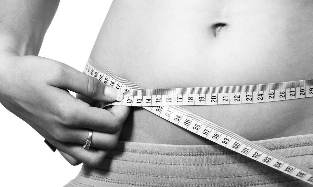 Opções de resposta que variam de muito baixo peso (1 ponto) a muito acima do peso (5) Foto: / Reprodução/Pixabay