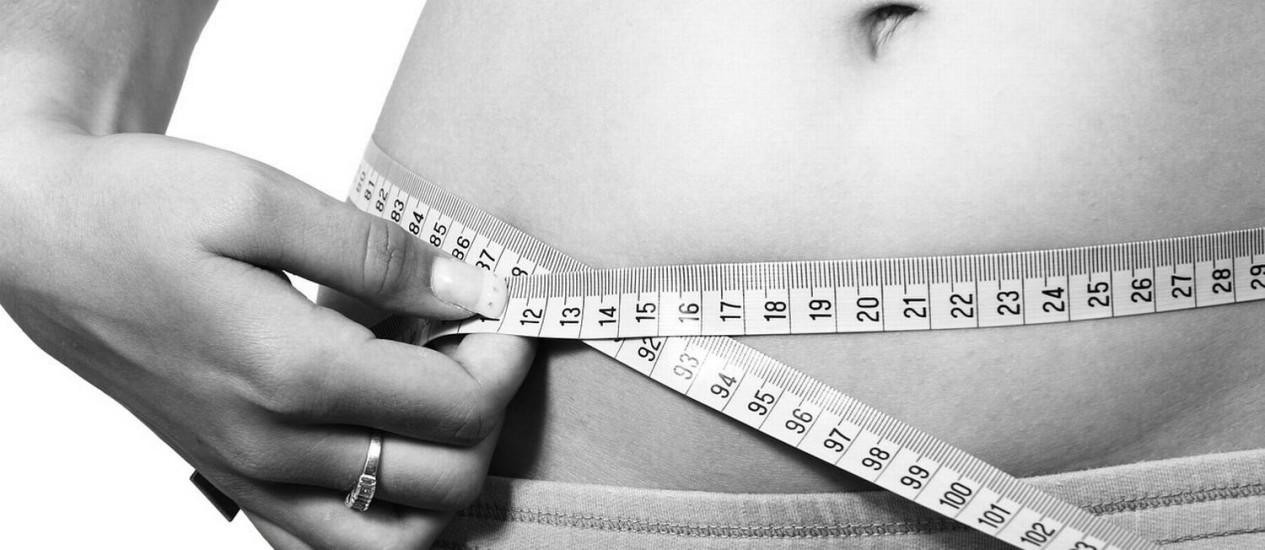 Opções de resposta que variam de muito baixo peso (1 ponto) a muito acima do peso (5) Foto: Reprodução/Pixabay