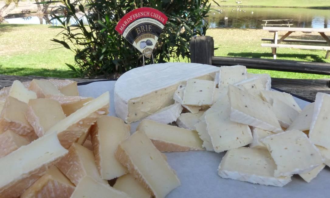 Circuito de queijos por Marin County garante a harmonização com os bons vinhos da Califórnia