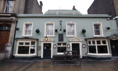 O pub The King Edward VII Foto: REUTERS/21-1-2012