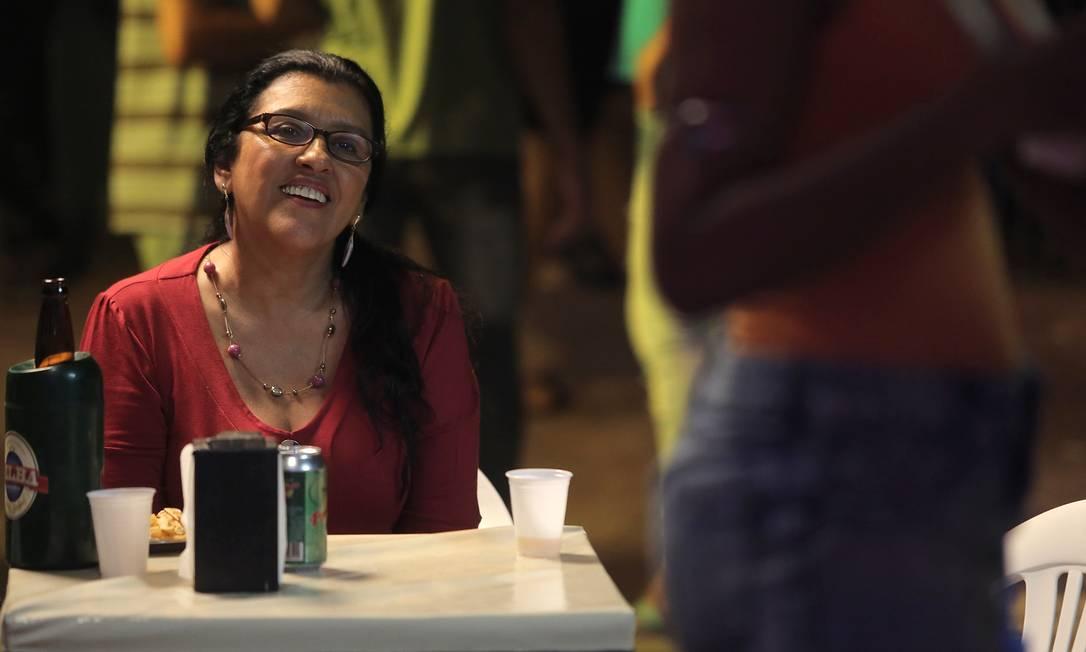 """A atriz Regina Casé teve o desempenho em """"Que horas ela volta?"""" elogiado por críticos americanos. Foto: Divulgação"""