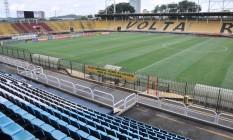 Estádio Raulino de Oliveira, em Volta Redonda Foto: Filipe Carneiro / Diário do Vale