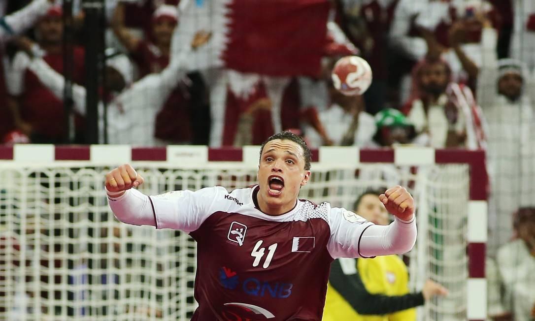 Qatar surpreende e está na final do Mundial de Handebol - Jornal O Globo 0c009965dca24
