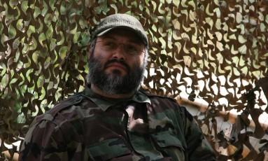 Ex-líder do Hezbollah Imad Mughniyah foi morto em 12 de fevereiro de 2008 Foto: AFP