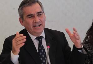 O ex-ministro Chefe da Secretaria Geral da Presidência da República, Gilberto Carvalho Foto: Givaldo Barbosa/3-7-2014 / Agência O Globo