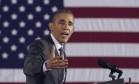 Barack Obama reforça a ameaça que o grupo jihadista representa aos países aliados Foto: LARRY DOWNING / Reuters